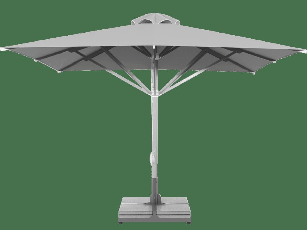 Telescopic Professional Umbrella Grand Extra Heavy Type Without Ruffles - Sunblock