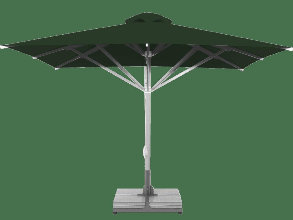Telescopic Professional Umbrella Grand Extra Heavy Type olive