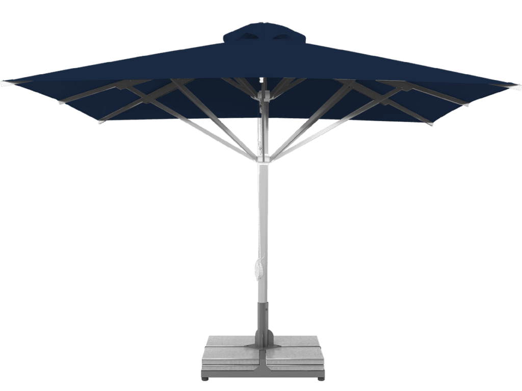 Professional Telescopic Umbrella Grand Extra Heavy Type marine