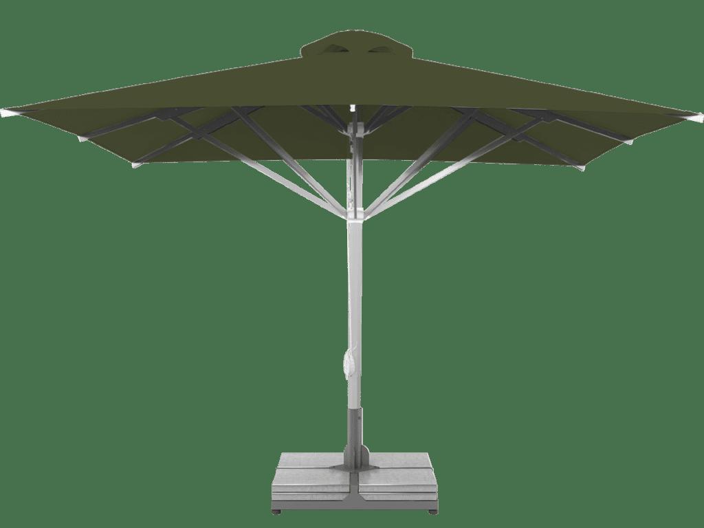 Telescopic Professional Umbrella Grand Extra Heavy Type reseda