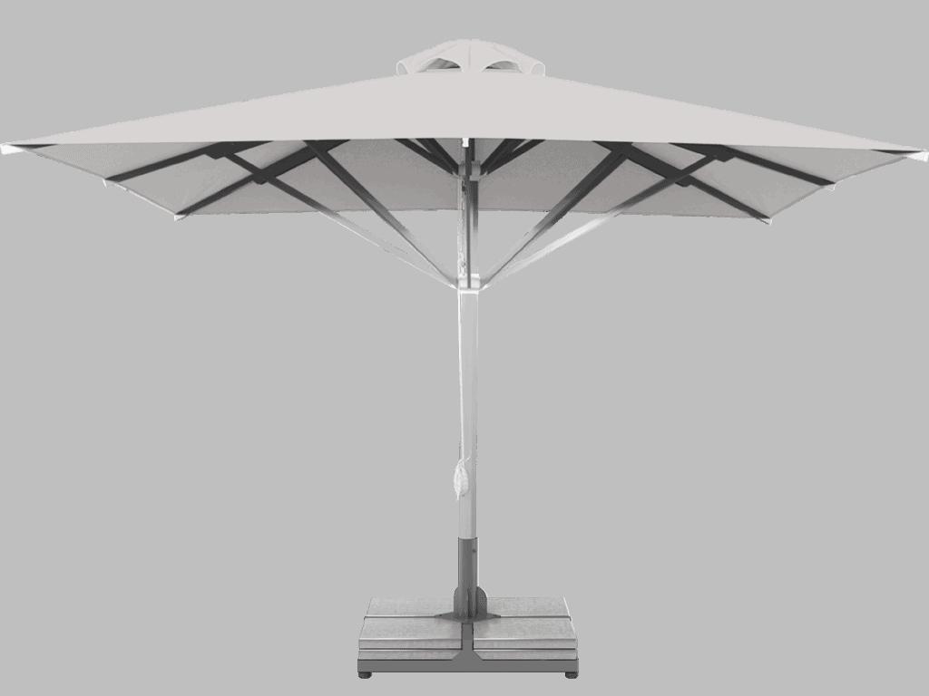 Telescopic Professional Umbrella Grand Multico Extra Heavy Type - Sunblock