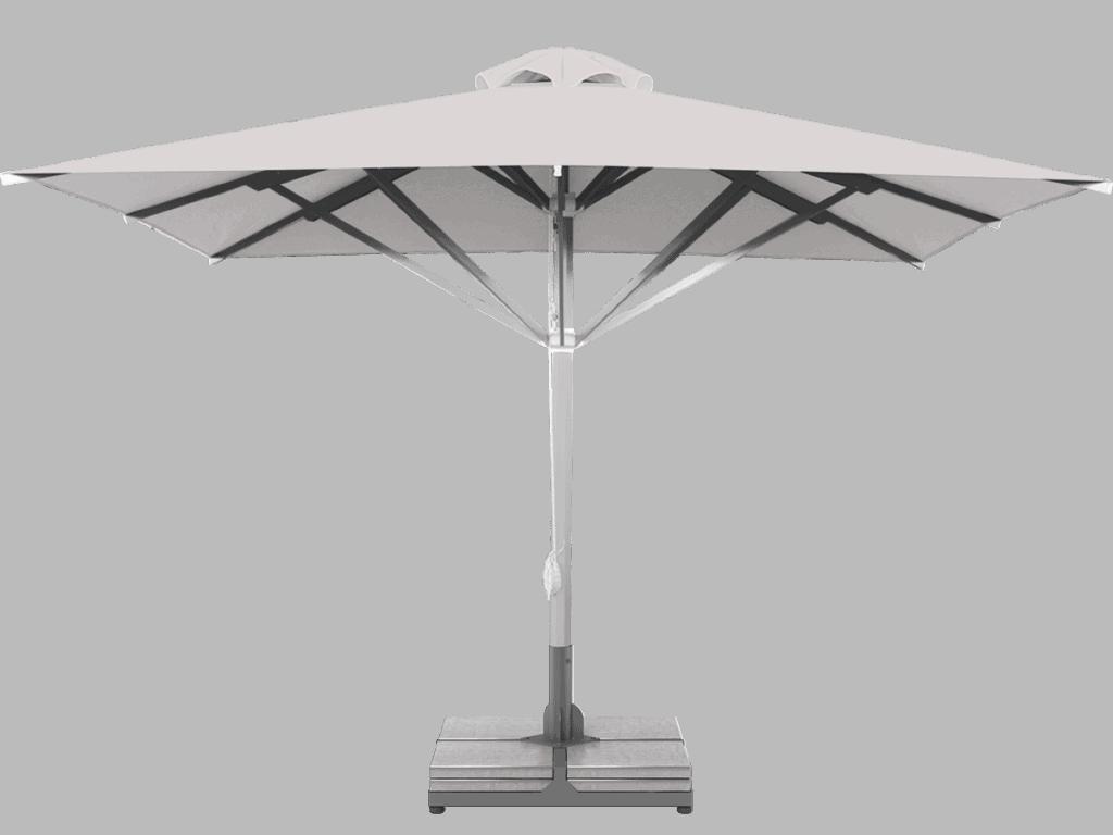 Professional Telescopic Umbrella Grand Extra Heavy - Type graphite