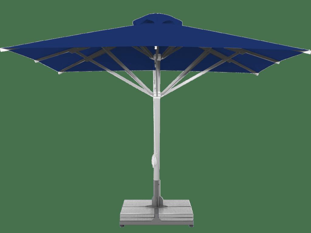 Professional Telescopic Umbrella Grand Extra Heavy Type ocean