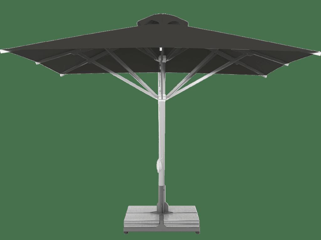 Professional Telescopic Umbrella Grand Extra Heavy - Type tweed