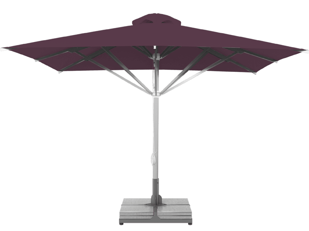 Telescopic Professional Umbrella Grand Extra Heavy Type cassis