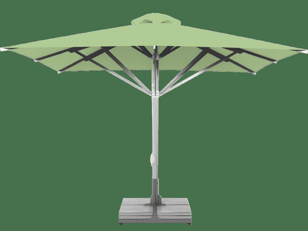 Telescopic Professional Umbrella Grand Extra Heavy Type menthe