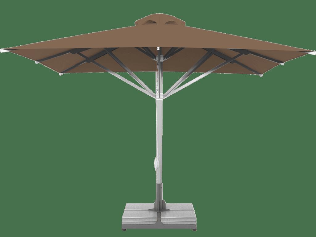 Professional Telescopic Umbrella Grand Extra Heavy - Type chanvre
