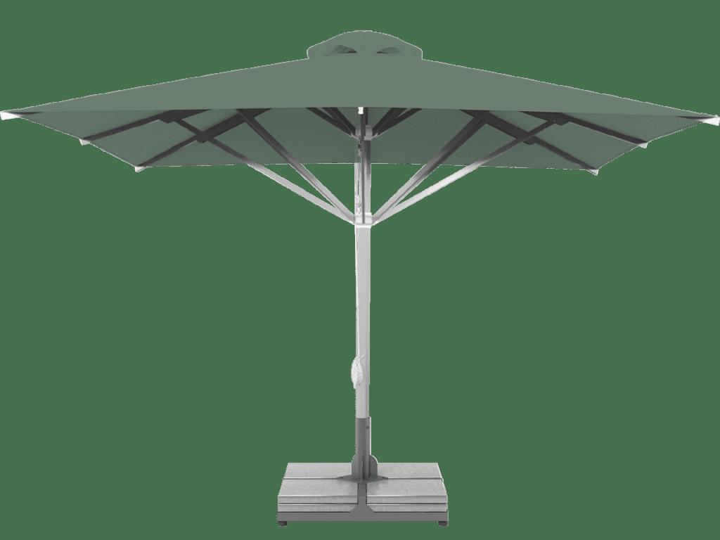 Telescopic Professional Umbrella Grand Extra Heavy Typeυ fougere