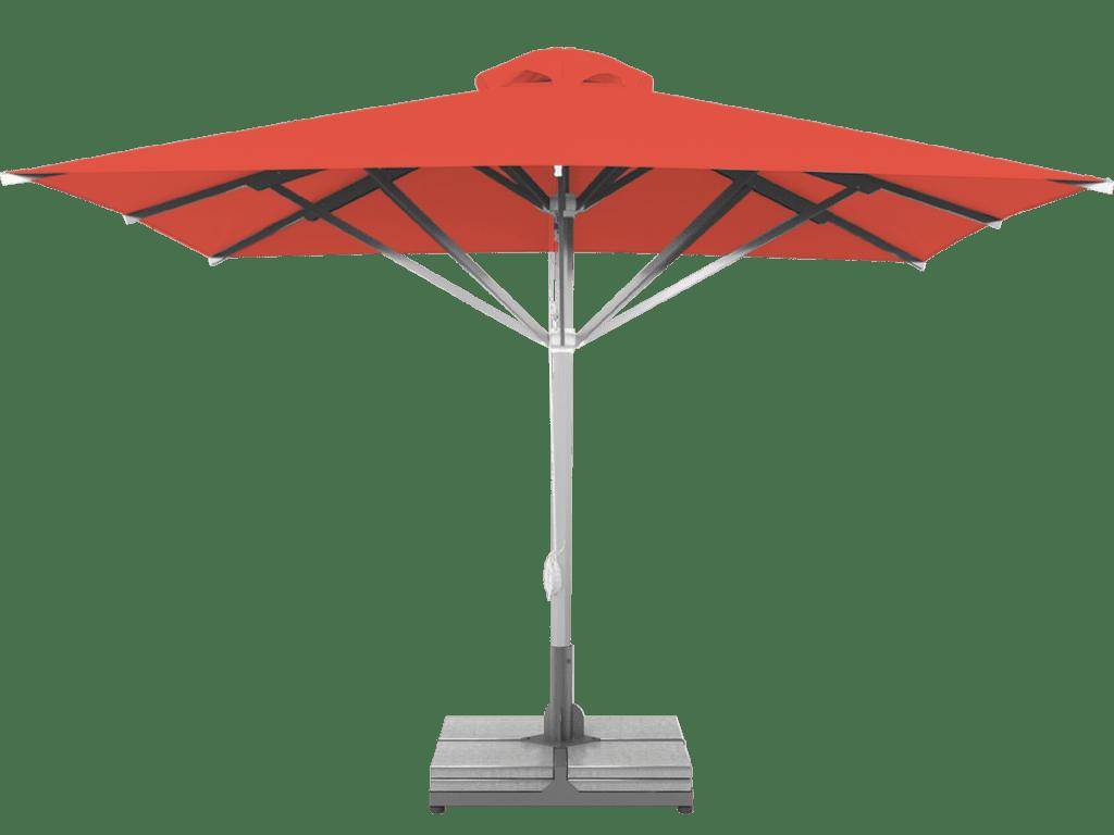 Telescopic Professional Umbrella Grand Extra Heavy Type papaye