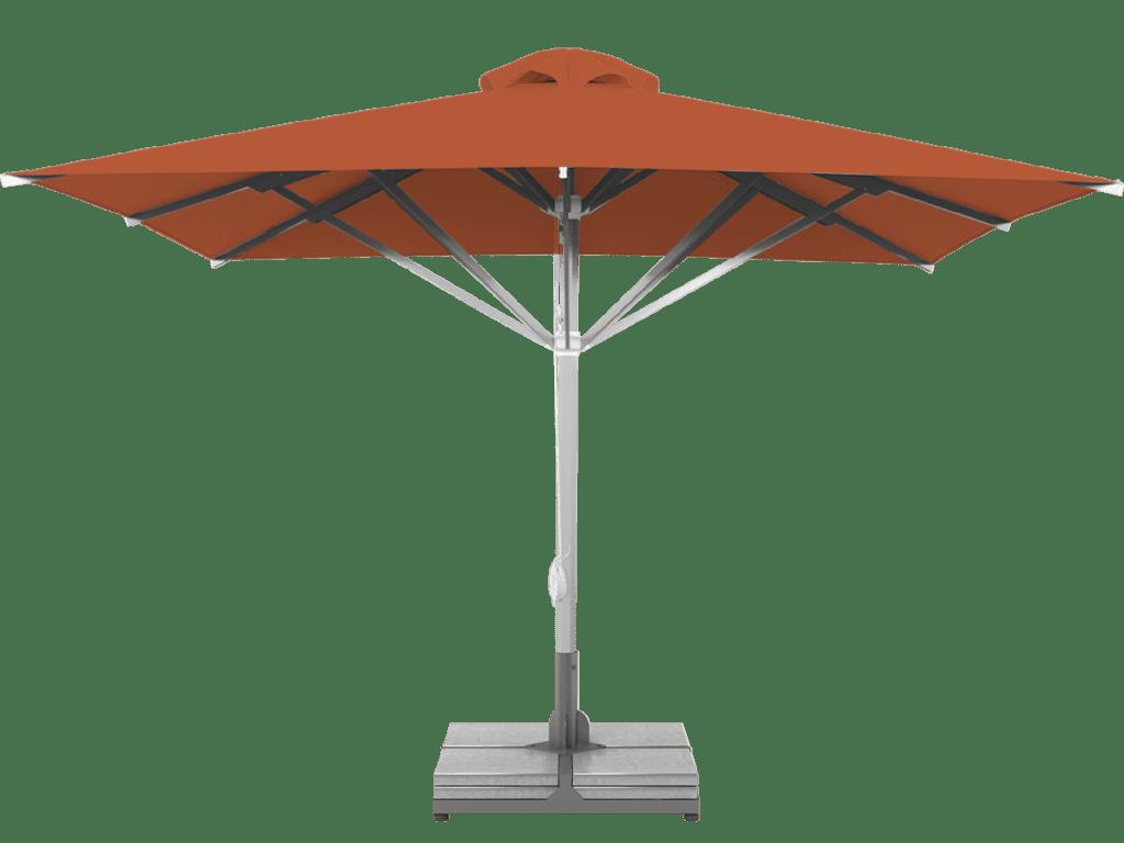 Telescopic Professional Umbrella Grand Safran Extra Heavy Type - Sunblock