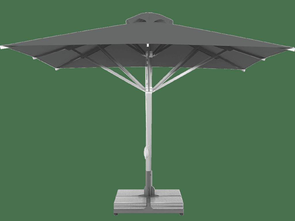 Telescopic Professional Umbrella Grand Extra Heavy - Type flanelle