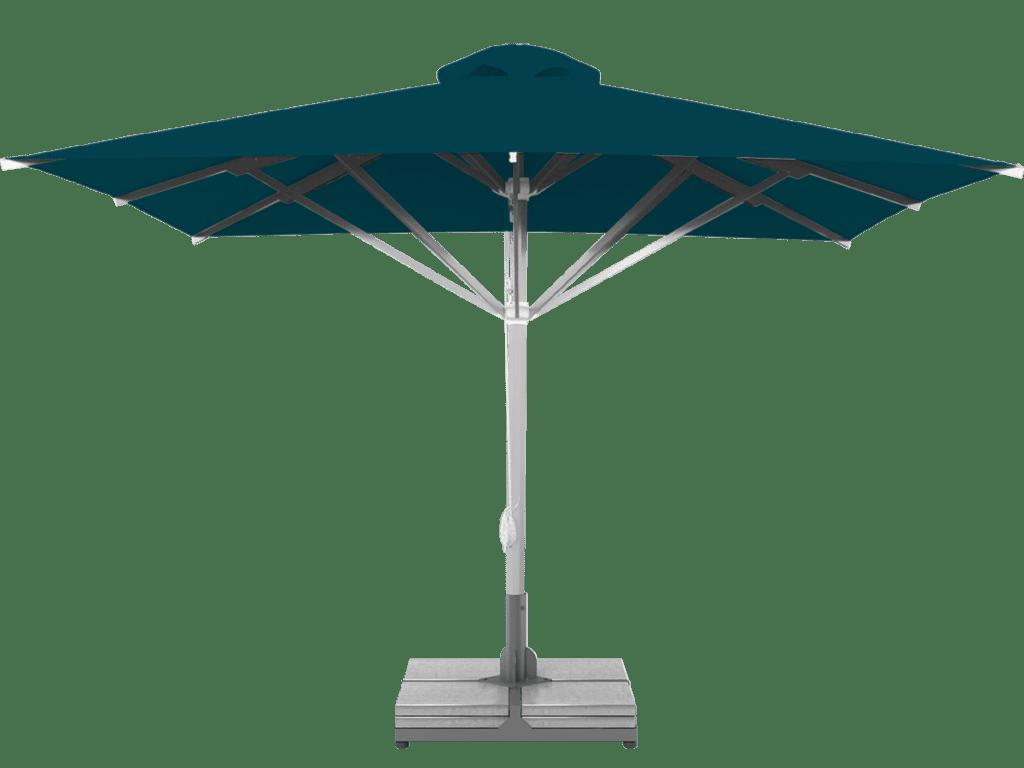 Telescopic Professional Umbrella Grand Extra Heavy Type canard-chine
