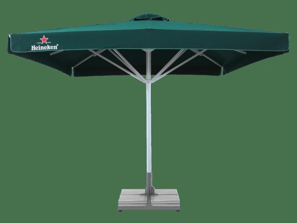 Telescopic Professional Umbrella Grand Extra Heavy Type Advertising - Sunblock