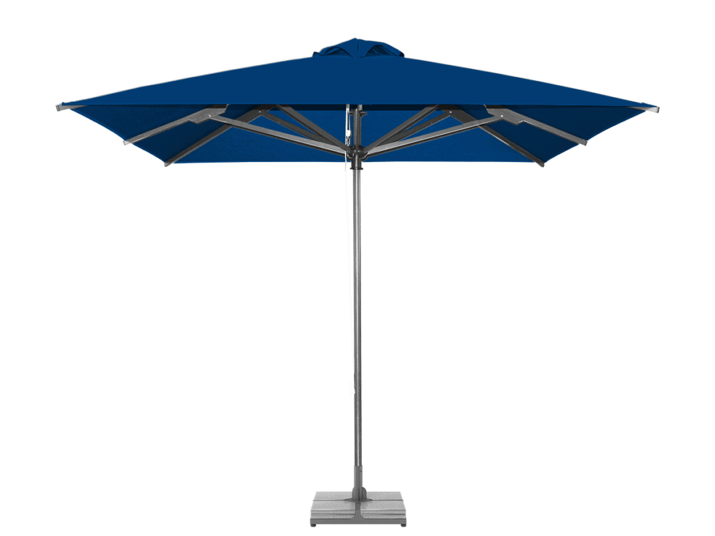 Professional Umbrella Classic Enhanced Heavy Type blue