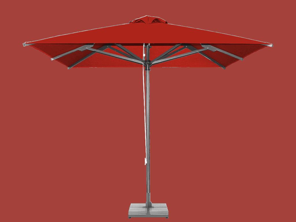Professional Umbrellas Classic Enhanced Heavy Type vermillion