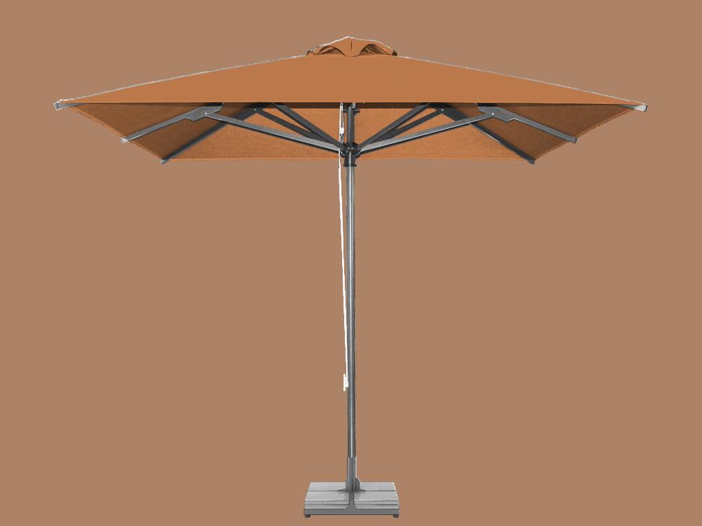 Ομπρέλα Επαγγελματική Classic Βαρέως Τύπου Ενισχυμένη sable