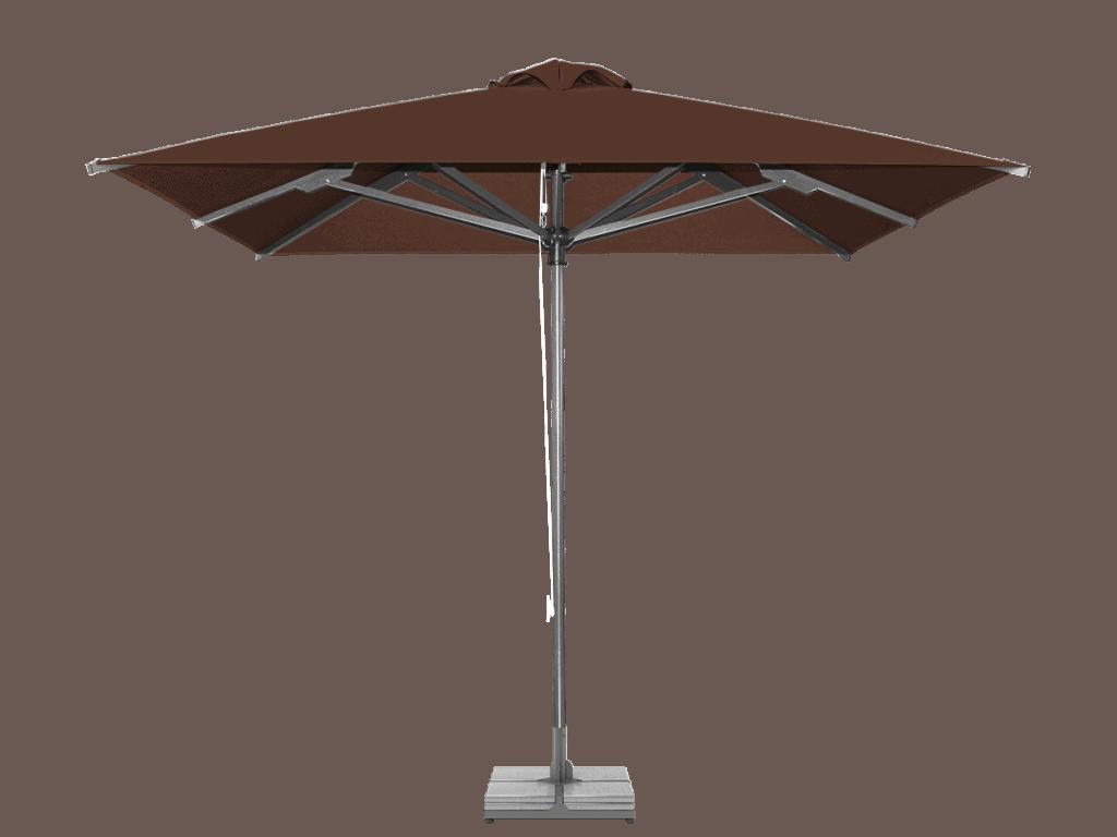 Ομπρέλα Επαγγελματική Classic Ενισχυμένη Βαρέως Τύπου marron