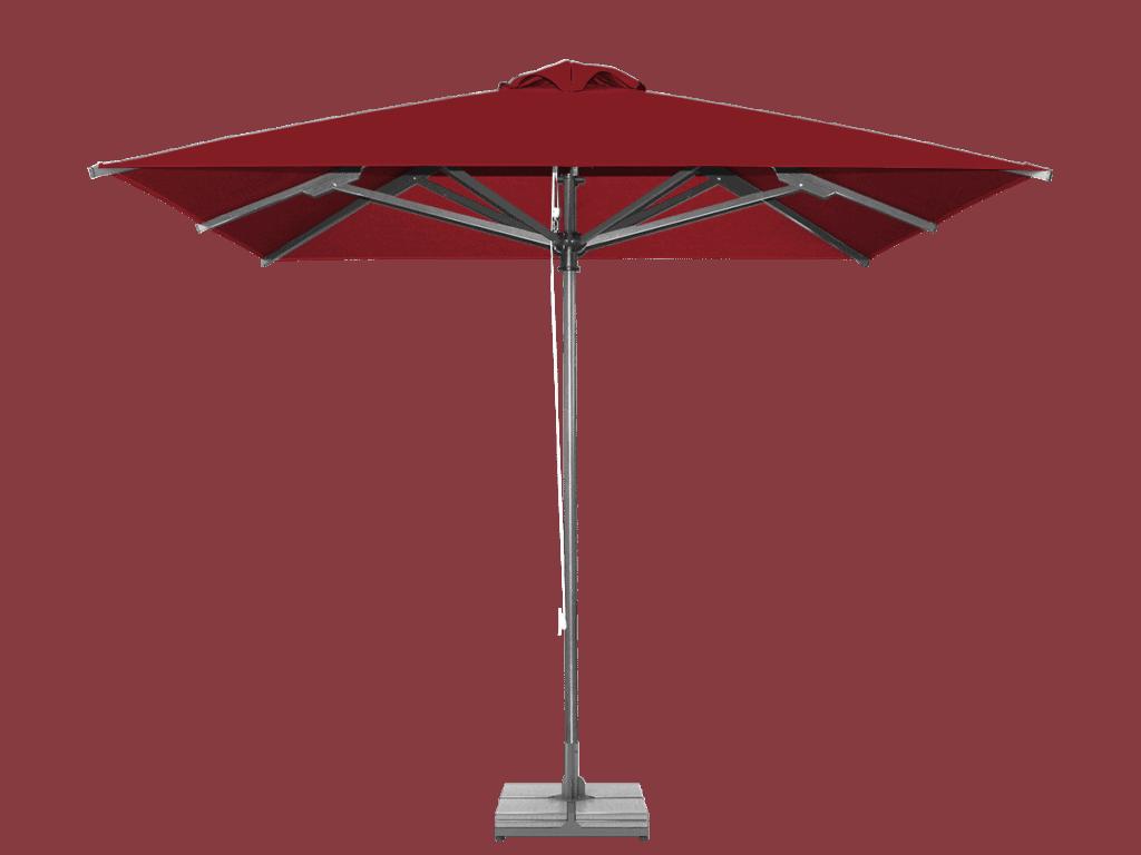 Professional Umbrellas Classic Enhanced Heavy Type rouge