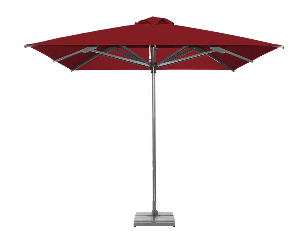 Ομπρέλα Επαγγελματική Classic Ενισχυμένη Βαρέως Τύπου rouge