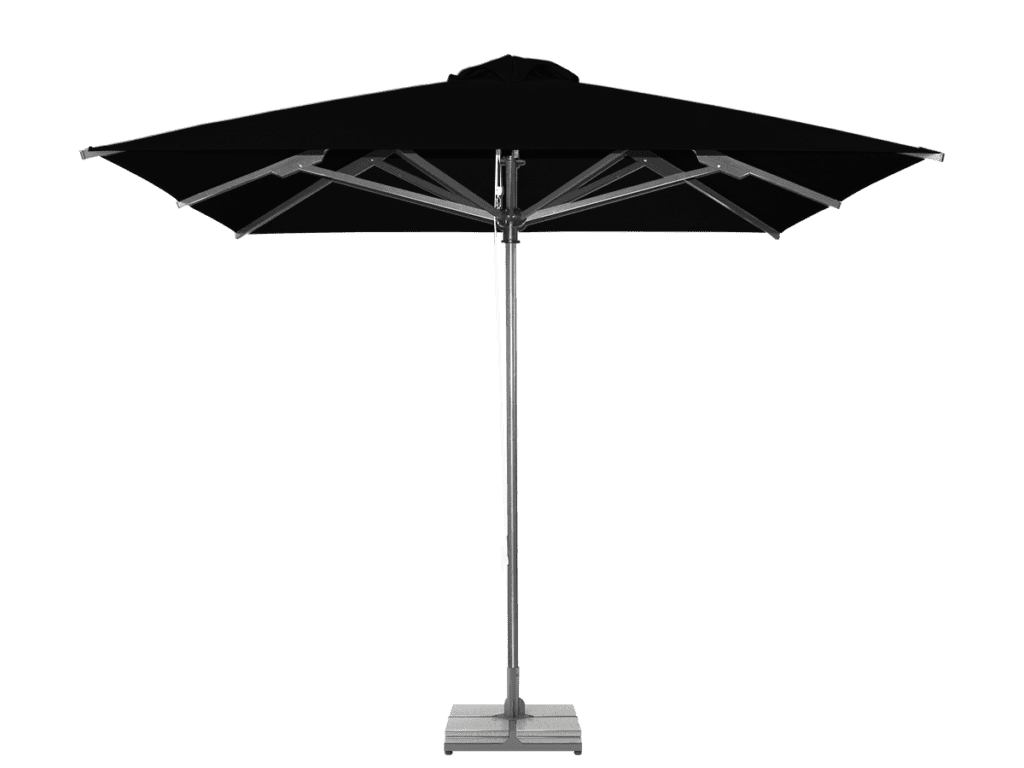 Professional Umbrella Classic Enhanced Heavy Type noir