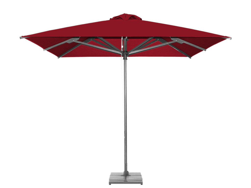 Ομπρέλα Επαγγελματική Classic Βαρέως Τύπου Ενισχυμένη cerise