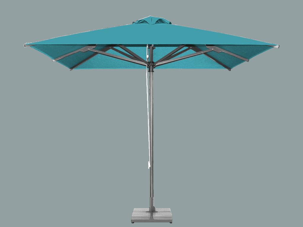 Ομπρέλα Επαγγελματική Classic Βαρέως Τύπου Ενισχυμένη turquoise