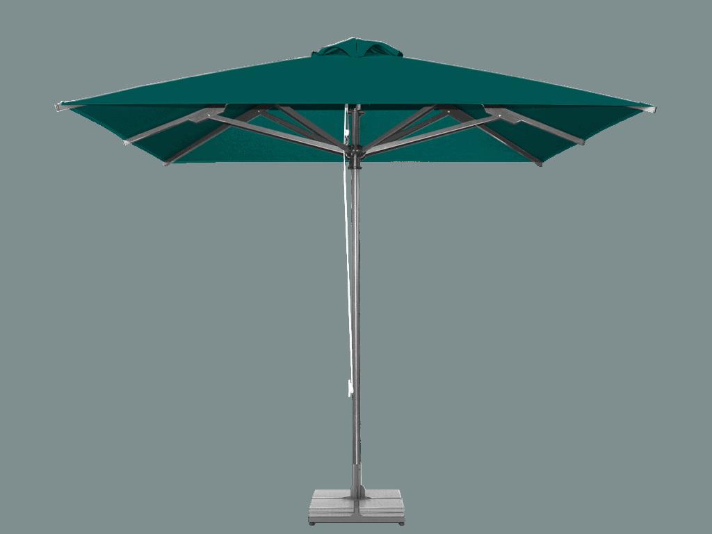 Professional Umbrella Classic Enhanced Heavy Type emeraude