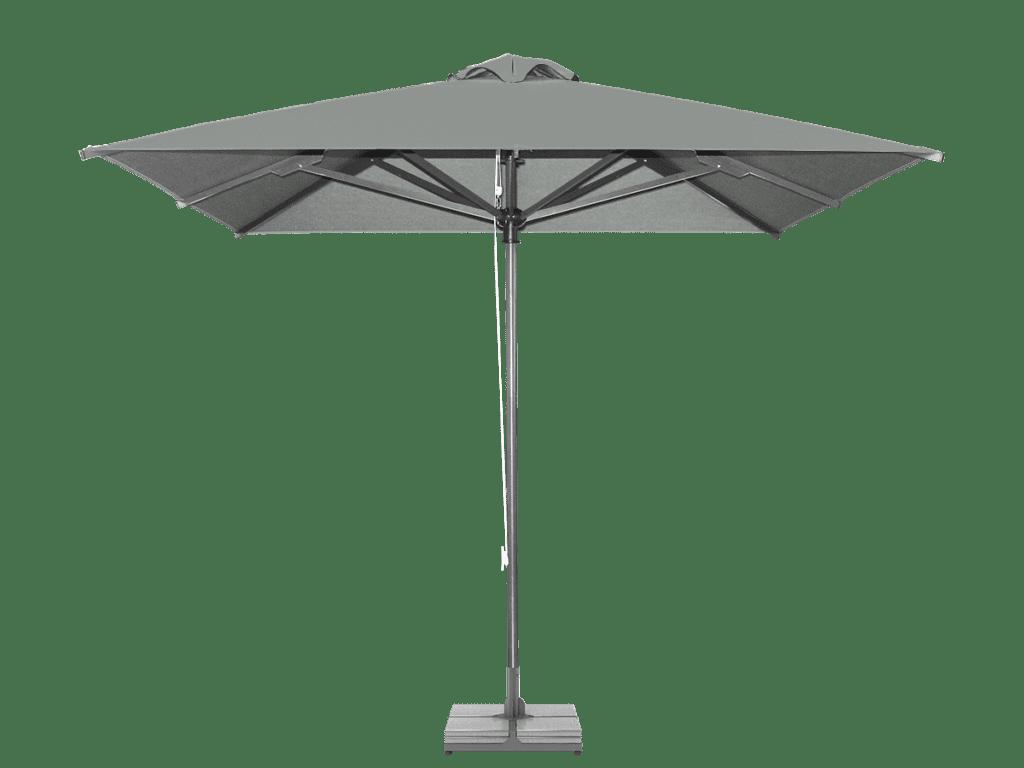 Professional Umbrella Enhanced Heavy Type Classic argent