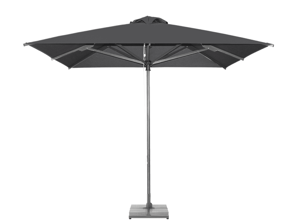 Professional Umbrella Classic Enhanced Heavy Type ardoise