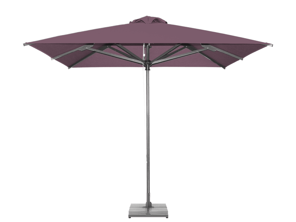 Professional Umbrella Classic Enhanced Heavy Type mauve