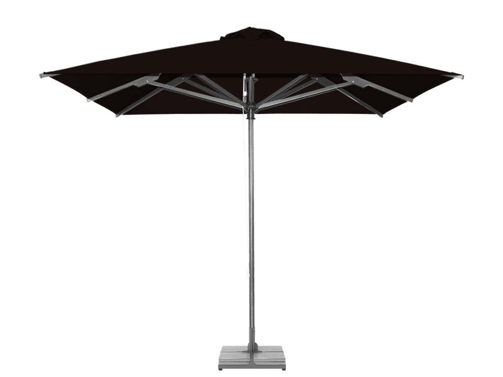 Professional Umbrella Classic Enhanced Heavy Type chocolat