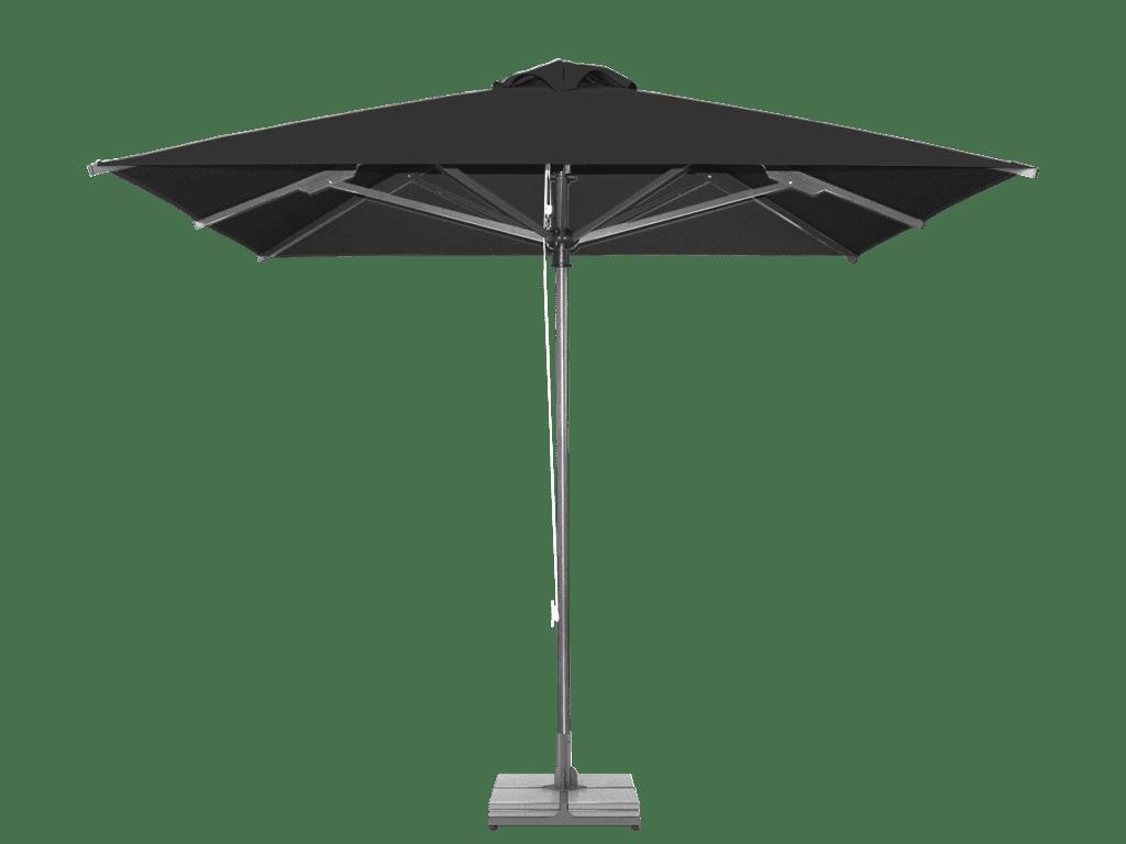 Professional Umbrella Classic Enhanced Heavy Type basalte-chine