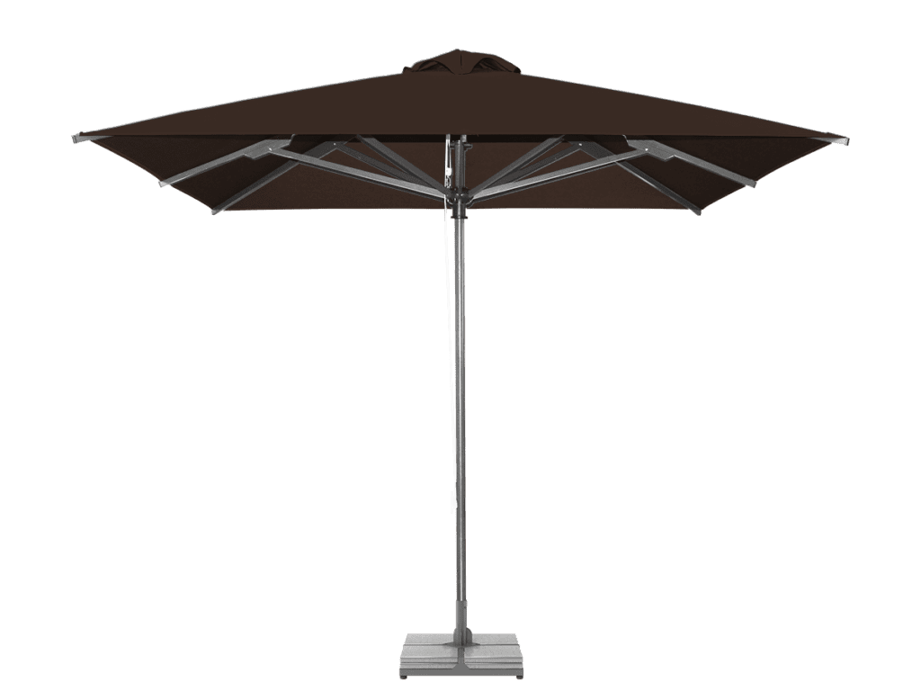 Professional Umbrella Classic Enhanced Heavy Type brownie