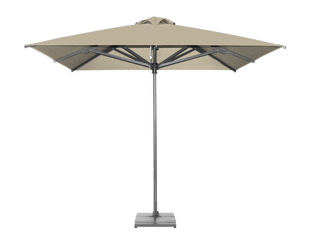Professional Umbrella Classic Enhanced Heavy Type ivoire