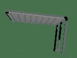 Περγκολα Elegant Sunblock - Επαγγελματικα Συστηματα Σκιασης