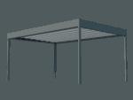 Πέργκολα Box Sunblock - Επαγγελματικά Συστήματα Σκίασης & Προστασίας