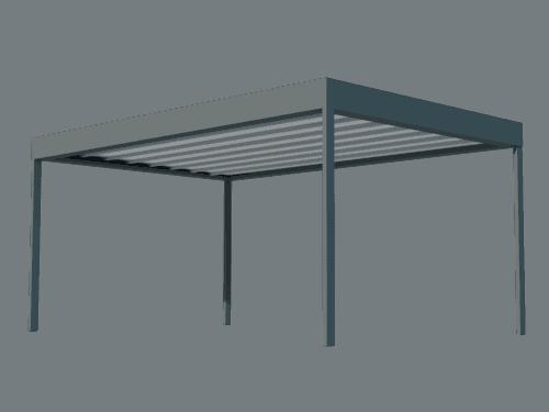 Πέργκολα Box Sunblock - Συστήματα Σκίασης Προστασίας για Επαγγελματίες