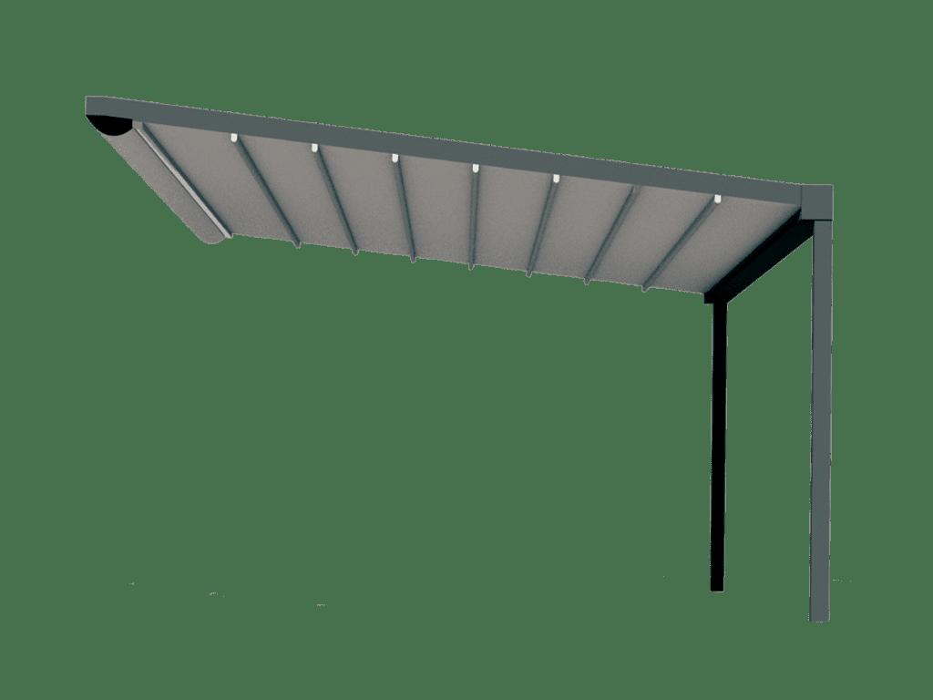 Πέργκολα Classic Sunblock - Επαγγελματικά Συστήματα Σκίασης