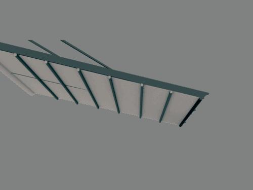 Πέργκολα Κρεμαστή Sunblock - Συστήματα Σκίασης για Επαγγελματίες