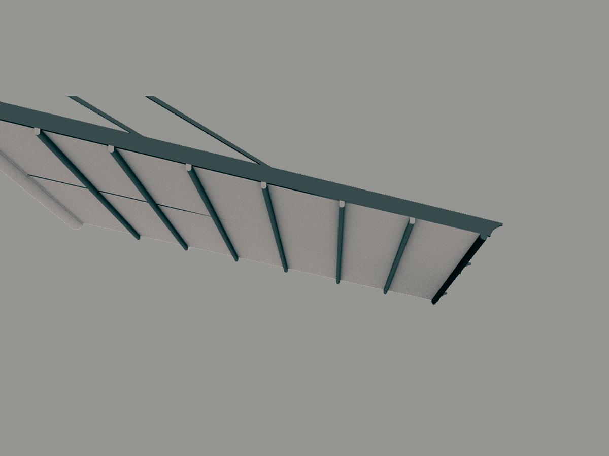 Πέργκολα Κρεμαστή Sunblock - Συστήματα Σκίασης Προστασίας για Επαγγελματίες