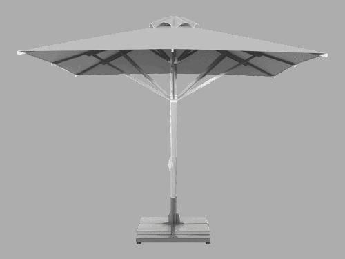 Ομπρέλα Επαγγελματική Τηλεσκοπική Grand Υπέρ-Βαρέως Τύπου - Συστηματα Σκιασης Sunblock