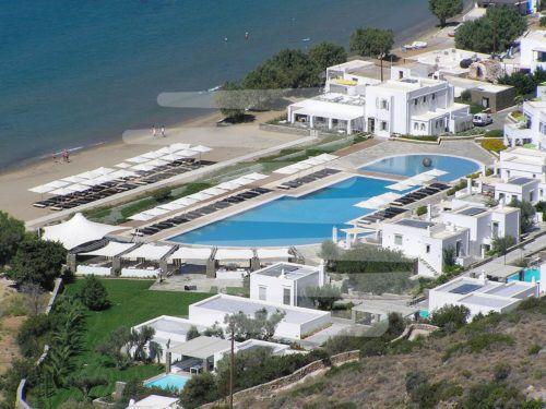Elis resorts Σίφνος