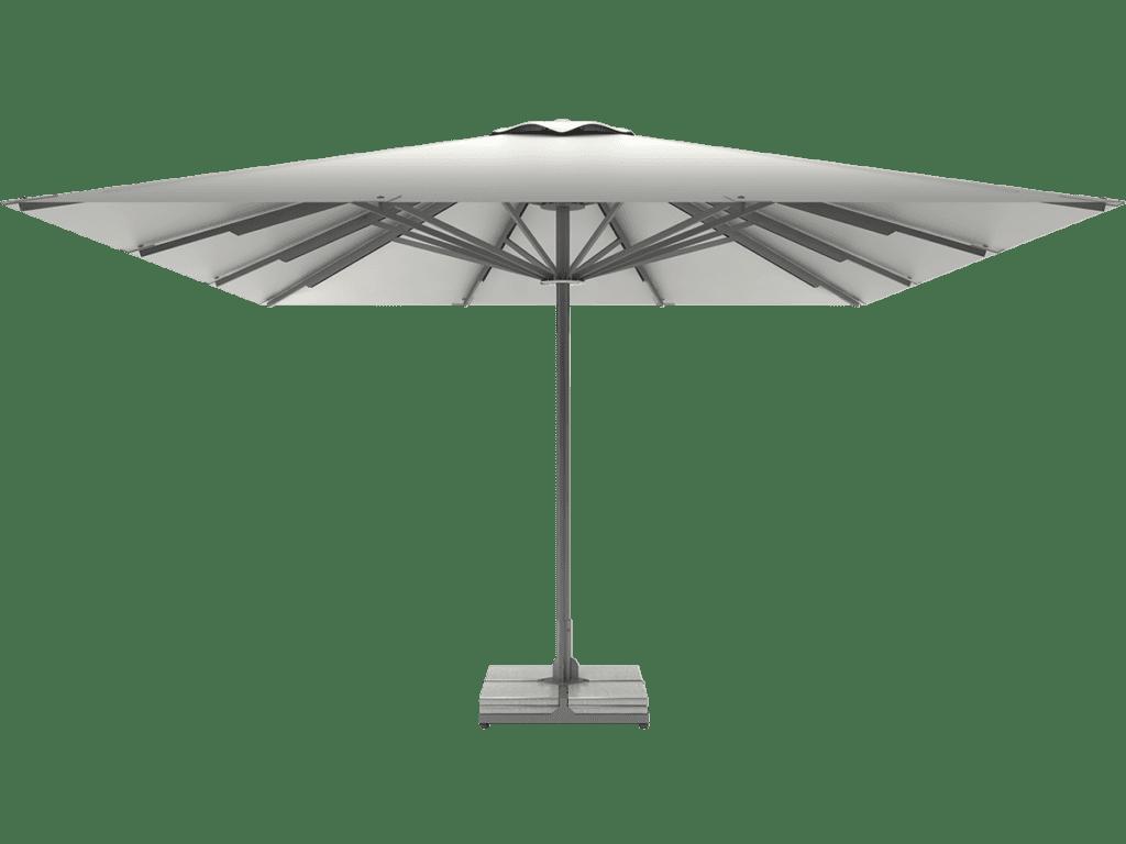 Telescopic Professional Umbrella Queen XL Advertising - Sunblock