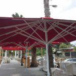 Telescopic Professional Umbrella Queen XL- Sunblock