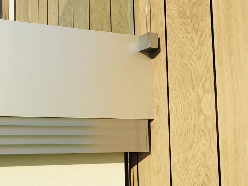 Κάθετη Τέντα Aire - Συστήματα Σκίασης Προστασίας για Επαγγελματίες Sunblock