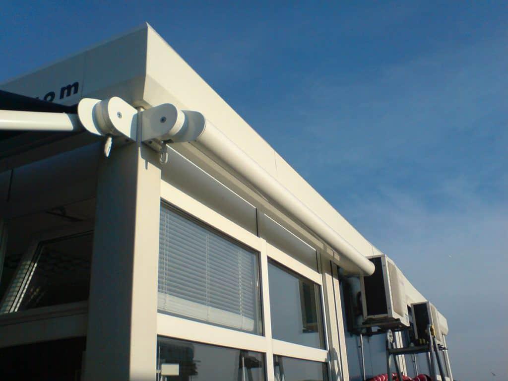 Τέντα Κασετίνα Kumo - Τέντες Οικιακού Επαγγελματικού Χώρου - Συστήματα Προστασίας Sunblock