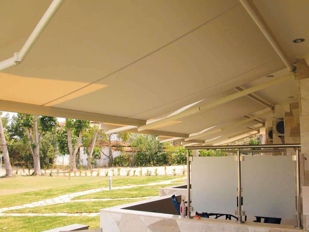 Τέντα Σε Μπάρα Stilla - Τέντες επαγγελματικού οικιακού χώρου - Συστήματα Προστασίας Sunblock