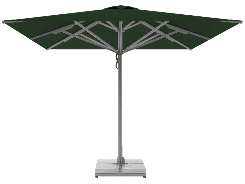 Telescopic Professional Umbrellas Queen Super Heavy Type olive