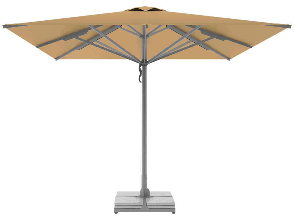 Professional Telescopic Umbrellas Queen Super Heavy Type ble