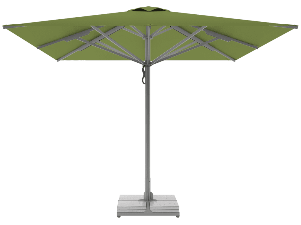 Professional Telescopic Umbrellas Queen Super Heavy Type amande